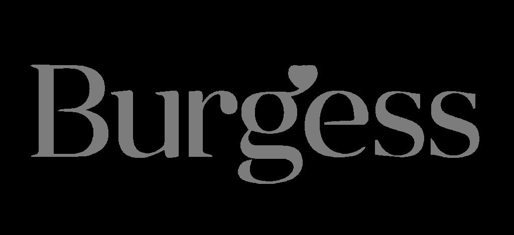 Burgess-Logo